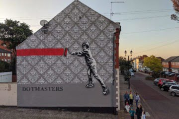 Dotmasters New Brighton Street Art