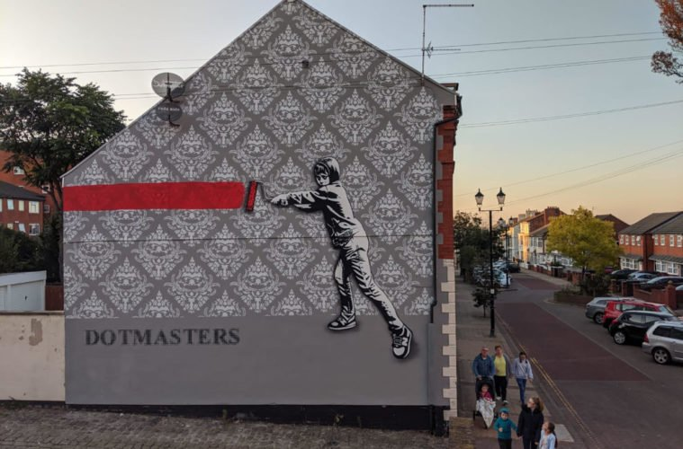 'Open Air Gallery' Guide Launched To Showcase New Brighton Street Art 1