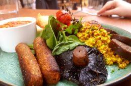 Duke Street Food and Drink Market Breakfast