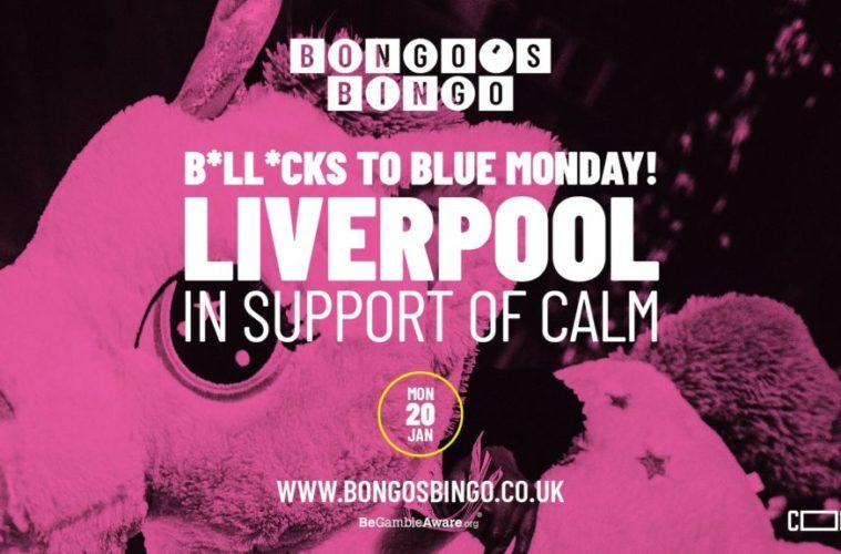 Bongo's Bingo - Bollocks to Blue Monday - Content, Liverpool