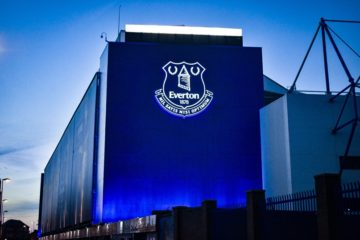 Everton Goodison Park by GlamGigPics