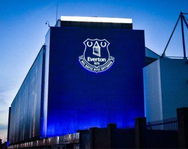 Everton Goodison Park by GlamGigPics