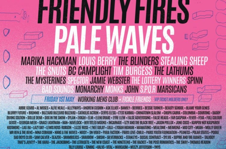 Sound City 2020 Liverpool Music Festival