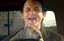 Bill Murray Groundhog day VideOdyssey