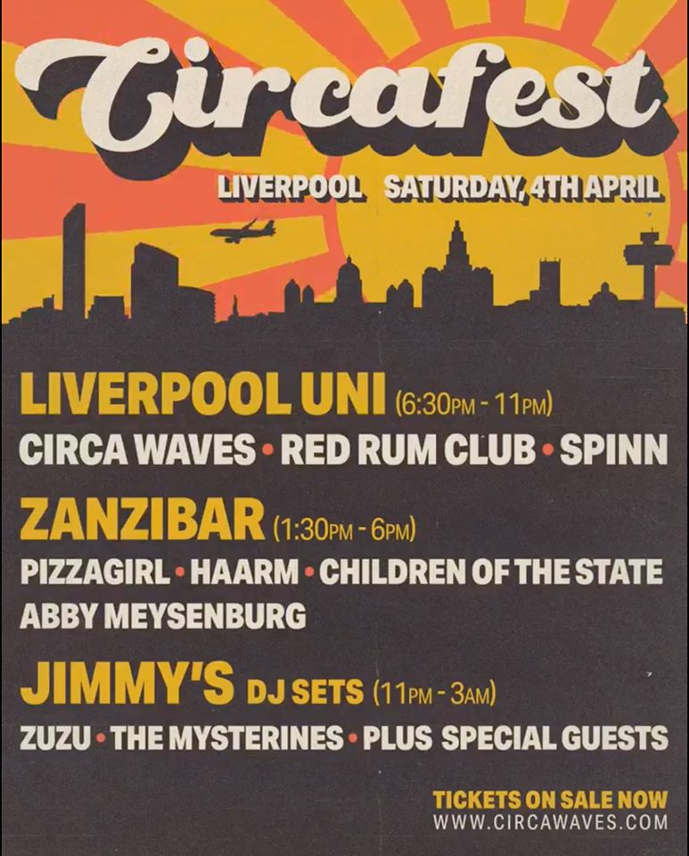 Circa Fest 4 April 2020