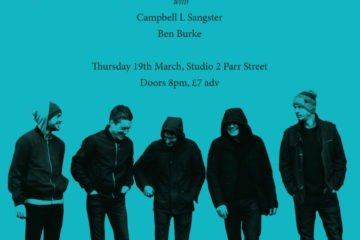Milo Seabird To Launch New EP 'I Lie Low' At Parr Street Studio 2