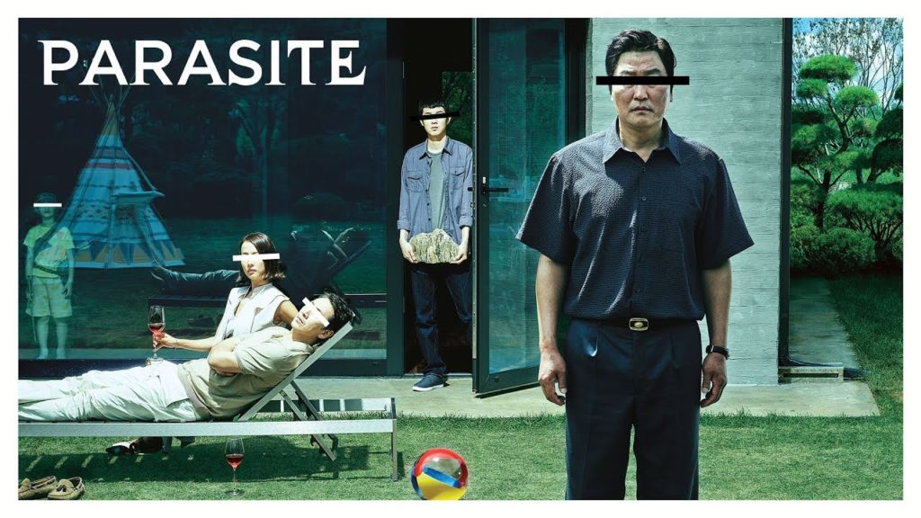 Parasite Film Showings in Liverpool
