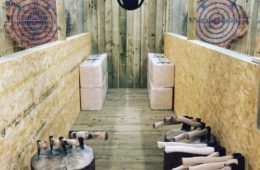 Axe Throwing In Liverpool With Timberjacks 1