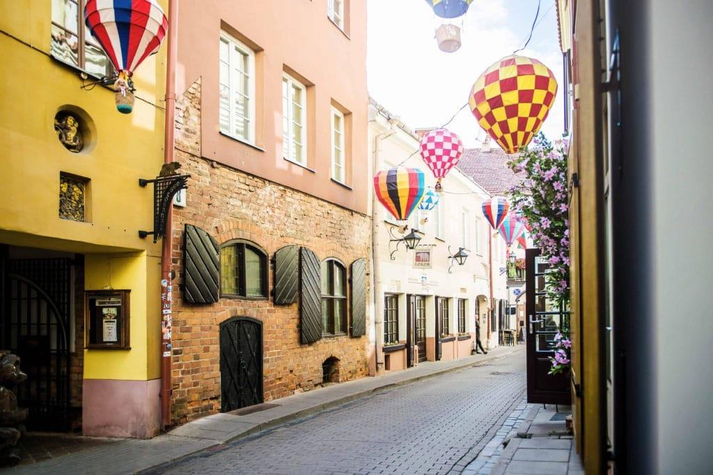 Why Visit Vilnius
