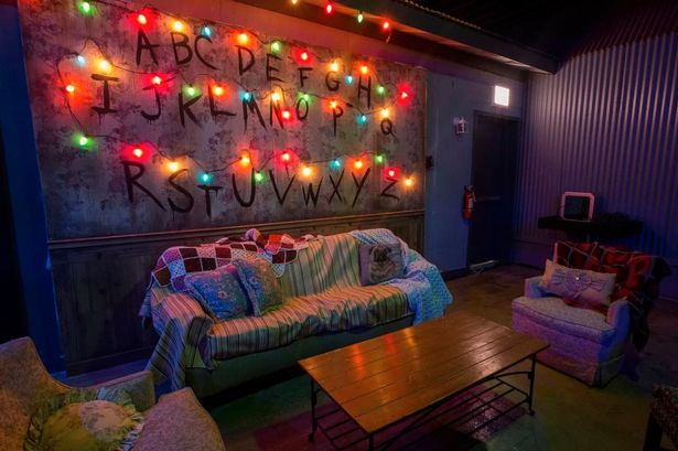 Stranger Things Themed Bar Coming To Liverpool